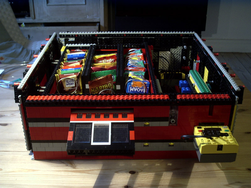 Lego Candy Machines Instructions Machine Photos And Wallpapers