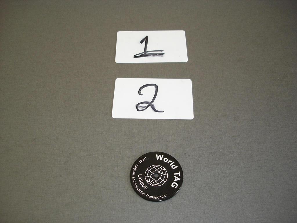 RFID cards and tags