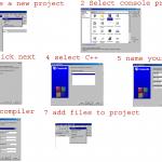 Setup project using Code Blocks
