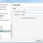 Locate MonoBrick Add-in